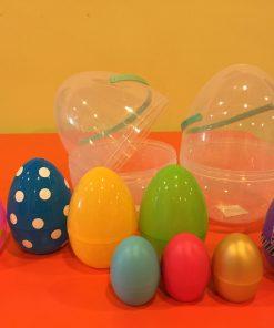 Plastic Egg Shell