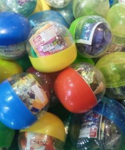 Gashapon Capsule Toys